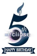 5ème anniversaire d'Eclipse